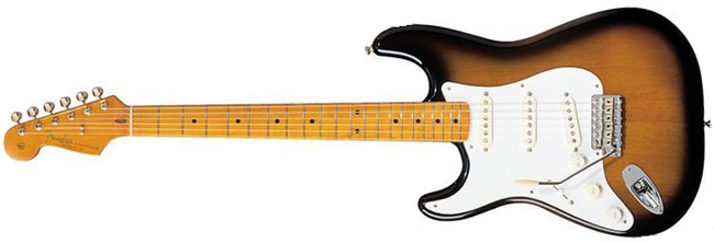 American Vintage 1957 Stratocaster Photo Courtesy of Guitarsite.com