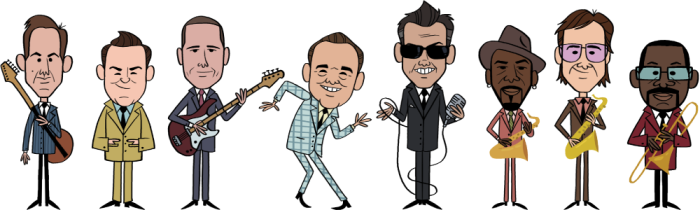 The Mighty Mighty Bosstones. Courtesy of Bossonesmusic.com