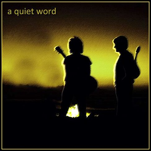 A Quiet Word album cover